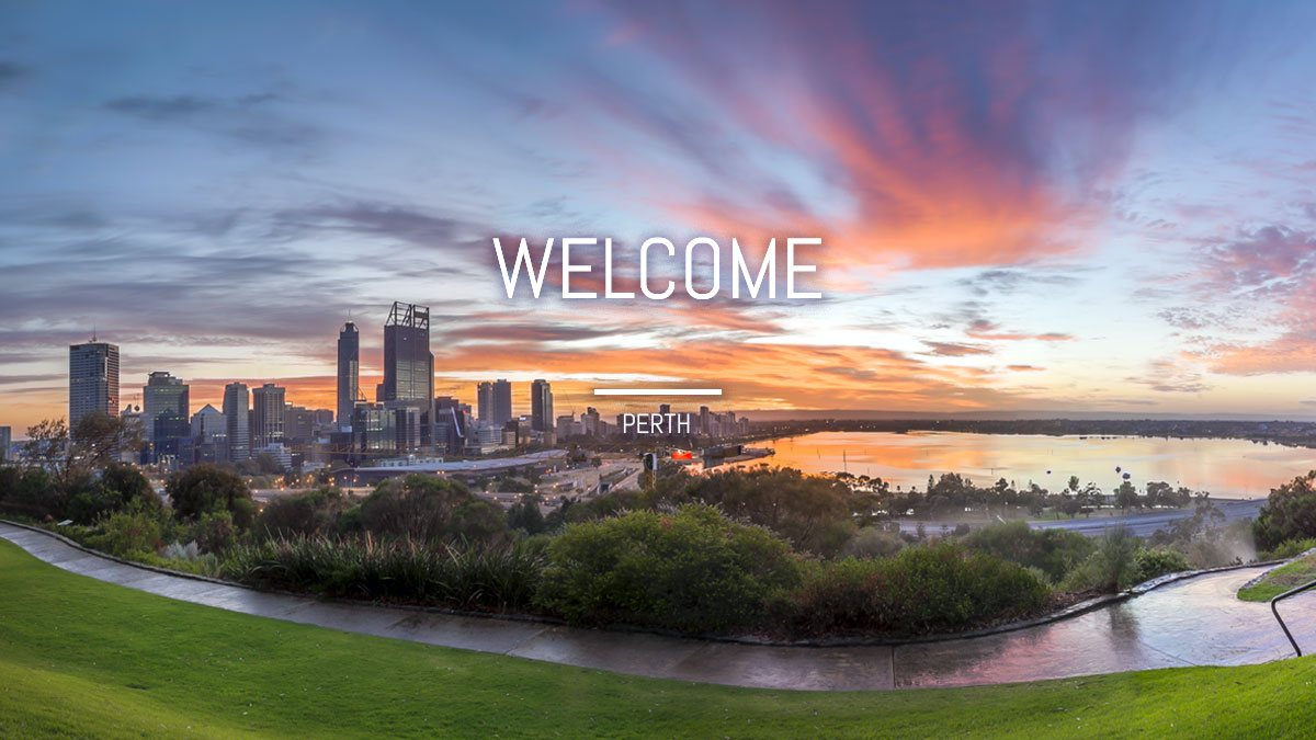 Welcome - Perth